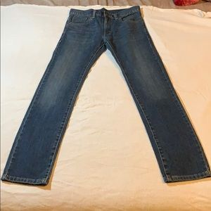 Men's Levi denim Size 29x29